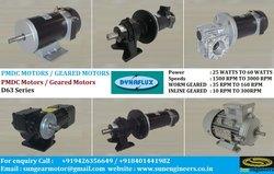 PMDC MOTORS / GEARED MOTORS