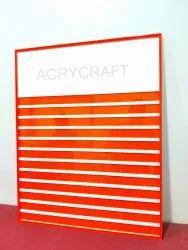 Acrylic Directory Board