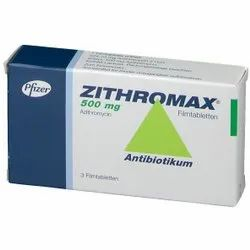 Zithromax 500mg Tablet