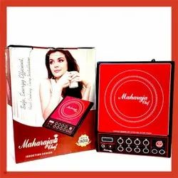 Induction Cooker Maharaja Chef Button