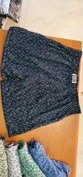 Gunja textiles Knee Length Boxer Shorts, 1 Pockets