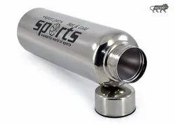Rema - Aqua 900 - Pure Stainless Steel Water Bottle for School Kids, Men & Women (900 ml)