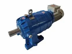 Agnee Three Phase Planetary Gear Motor, Voltage: 380V, 1230 Rpm
