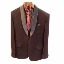 Plain Festive Designer Men Suit