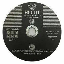 CUMI HI-CUT : 180X3X22.23