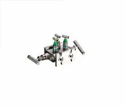 Stainless Steel 5-Valve Instrument Manifold System