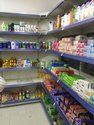 Supermarket Cosmetic Display Rack
