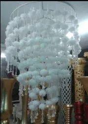 Crystal LED Decorative Hanging Jhoomer
