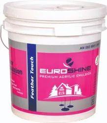 Euroshine Feather Touch Premium Acrylic Emulsion Paint