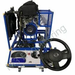 MPFI Engine with Electronic Ignition System