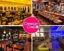 Bar cum Restaurant Interior Designing Services