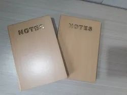 Wooden Diary