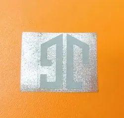 Reflective Vinyl Sticker