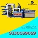 Fully Automatic Compostable Bag Making machine