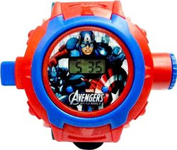 Boy Round Kids Avengers Watch