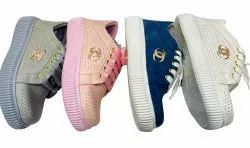 Casual Wear Synthetic Foam Shoes, Size: 36 Ind
