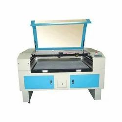Semi Automatic Laser Cutting  Machine