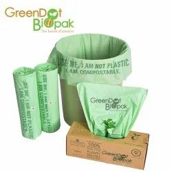 Raw Material Packaging Liner Bag Compostable