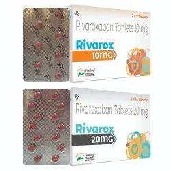 Rivaroxaban 10 mg / 20 mg