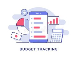 Budget Tracking Service