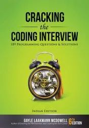 Cracking The Coding Interview (Indian Edition)(Free Worldwide Shipping).