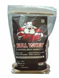 BULL Whey Protein, Non prescription, Treatment: Beast Muscle Gain