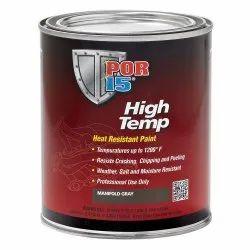 Bright High Sheen Heat Resistant Paint 600, Liquid, Packaging Size: 4 Litre