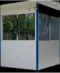 ACP Sheet Cabin