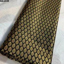 Pure banarsi brocade fabric