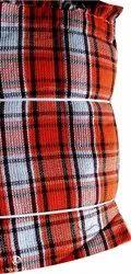 Harsh Handloom Cotton Checked Towel, 550 gm, Size: 27x54 Inch