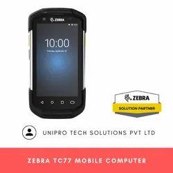 Zebra TC77 Touch Handheld Mobile Computer