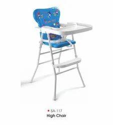 Steel Art Metal,Plastic SA-117 Baby High Chair