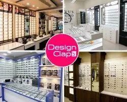 Optical Showroom Interior Designing Service