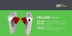 ZKTeco FBL2000 Flap Barrier