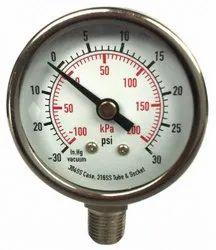 Calibration of Compound Gauge under NABL