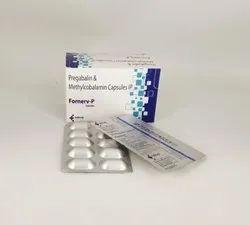 Pregabalin With Methylcobalamin Capsules