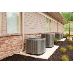 3 Star Central AC Unit, Coil Material: Copper, Capacity: 5 Ton