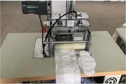 Manual Sanitary Napkin Making Machine