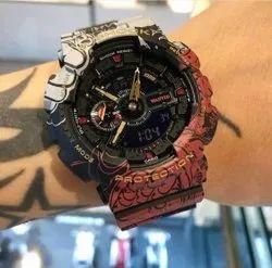Analog-Digital New Casio Watch For Men