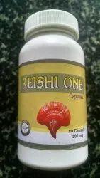 Darsh Powder Ganoderma Reishi Capsules, Packaging Type: Bottle