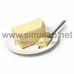 Butter Testing Services