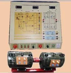 Synchronous Motor & DC Compound Generator Trainer