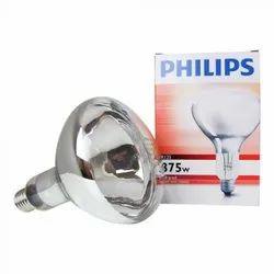 Philips Infrared R125 375W 230V - E27