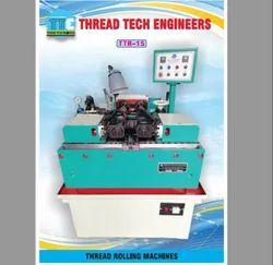 TTR-15 Hydraulic Thread Rolling Machine
