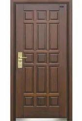 Brown Wood Designer Door