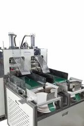 HR 132 Fully Automatic Buffet Plate Machine (Double Station)