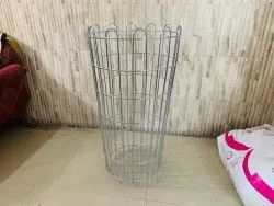 Stainless Steel Broom Stand