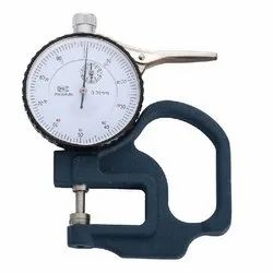 Calibration of Dial Thickness Gauge under NABL