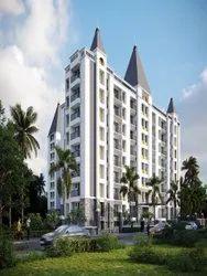 P131 Apartment For Sale In Calicut