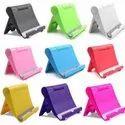 Plastic Multicolor Mobile Stand, Size: Small
